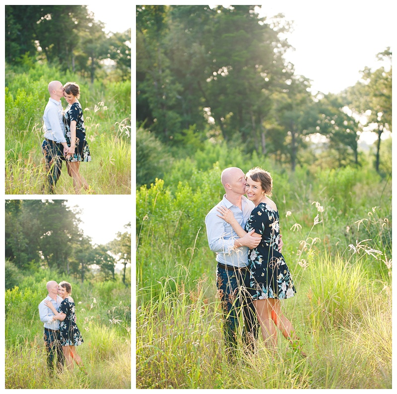Jayme + Brad Engagement Session with Imani Photography // College Station, TX