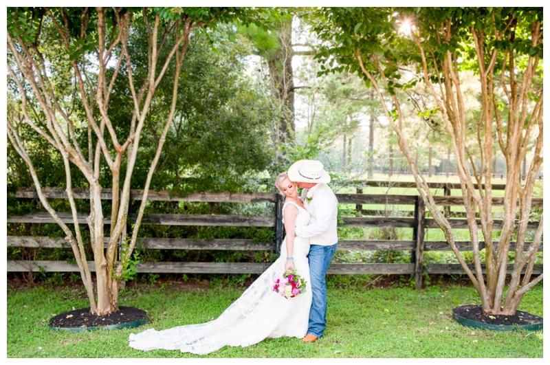 Tara + Lance, Tomball Texas Wedding by Rachel Driskell