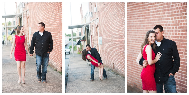 Kristina + Justin, Royalty Pecan Farms, Downtown Caldwell, Engagement session by Rachel Driskell