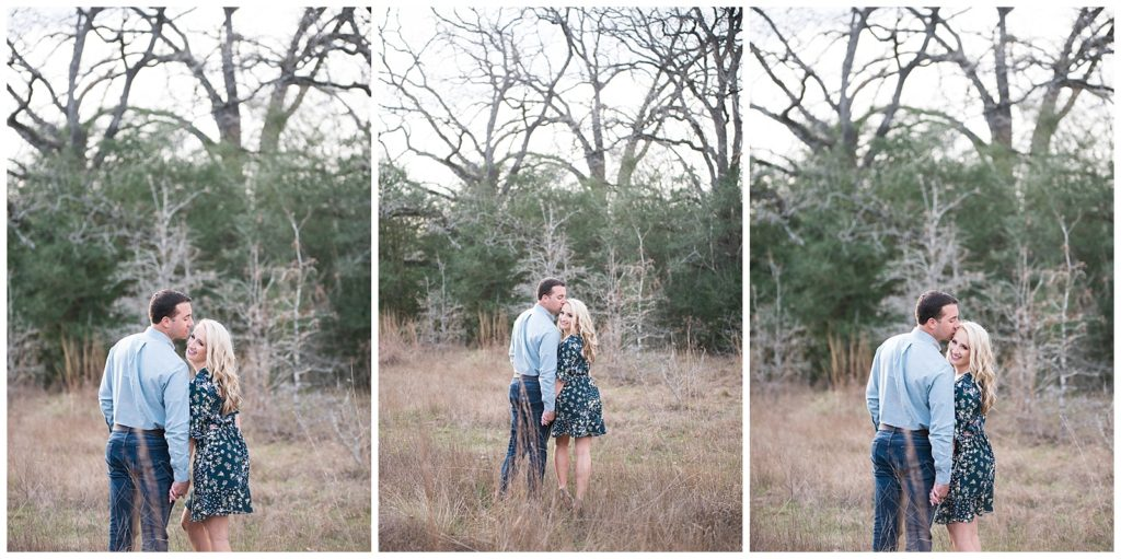 kaitlyn and michael's engagement session at lick creek park