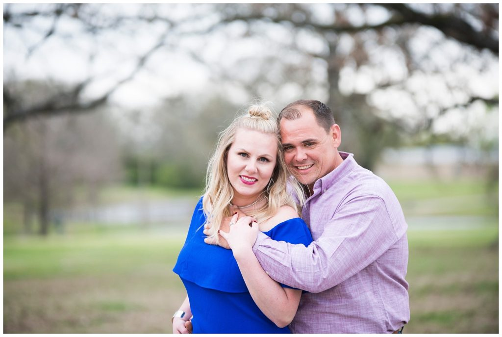 carla & ben's tamu engagement session, rachel driskell photography