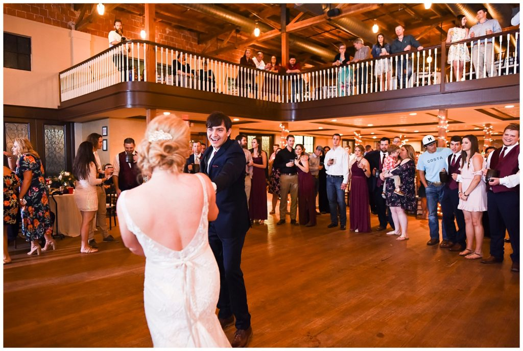 Amber & Cody's The Venue on Church Street Wedding in Cuero, TX | Rachel Driskell Photography