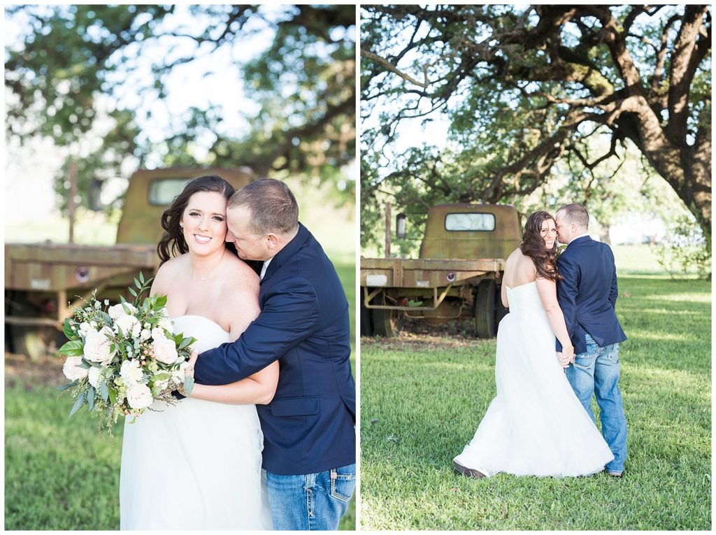 Virginia & Tim's Moore Ranch on the Brazos Wedding, Millican TX, Rachel Driskell Photography