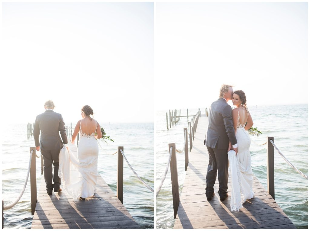 Caitlyn & Dustin's Destin Bay House Destination Wedding, Destin Florida, Rachel Driskell Photography