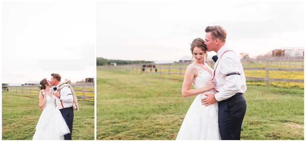 Ashley & Luke's Wedding at The Farmhouse in Magnolia TX, Rachel Driskell Photography