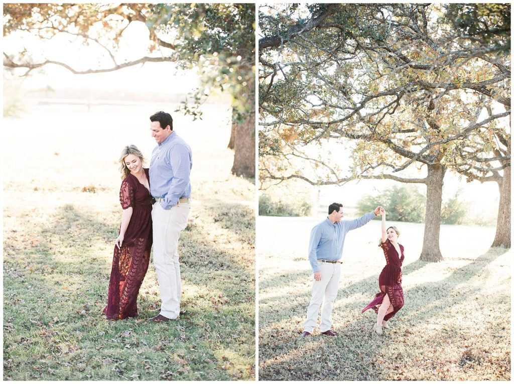 Allie & Paul's Engagement Session, College Station TX, Rachel Driskell Photography