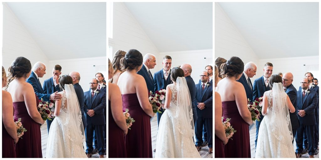 Danielle & Eric's Wedding at The Farmhouse in Magnolia Tx, Rachel Driskell Photography