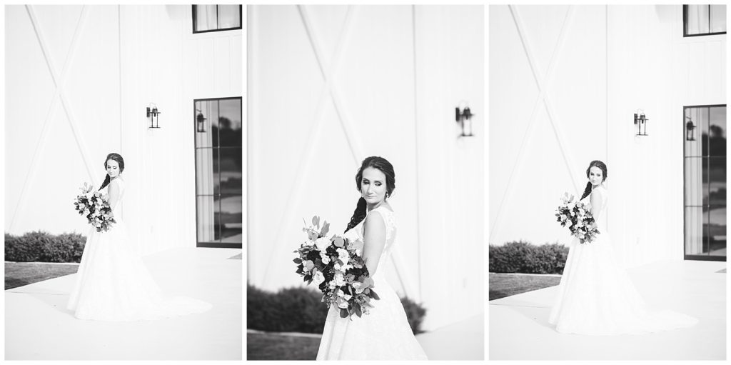 Danielle's Bridal Session at The Farmhouse in Magnolia Texas, Rachel Driskell Photography