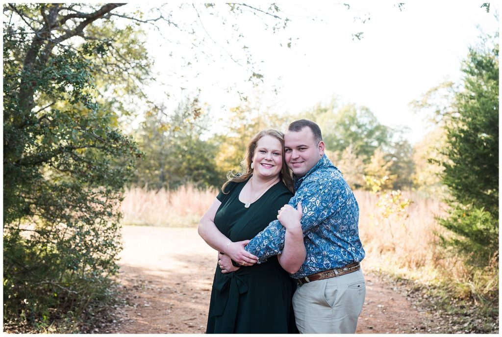 Hayley & Luke's Engagement Session at Lick Creek Park in College Station Texas, Rachel Driskell Photography