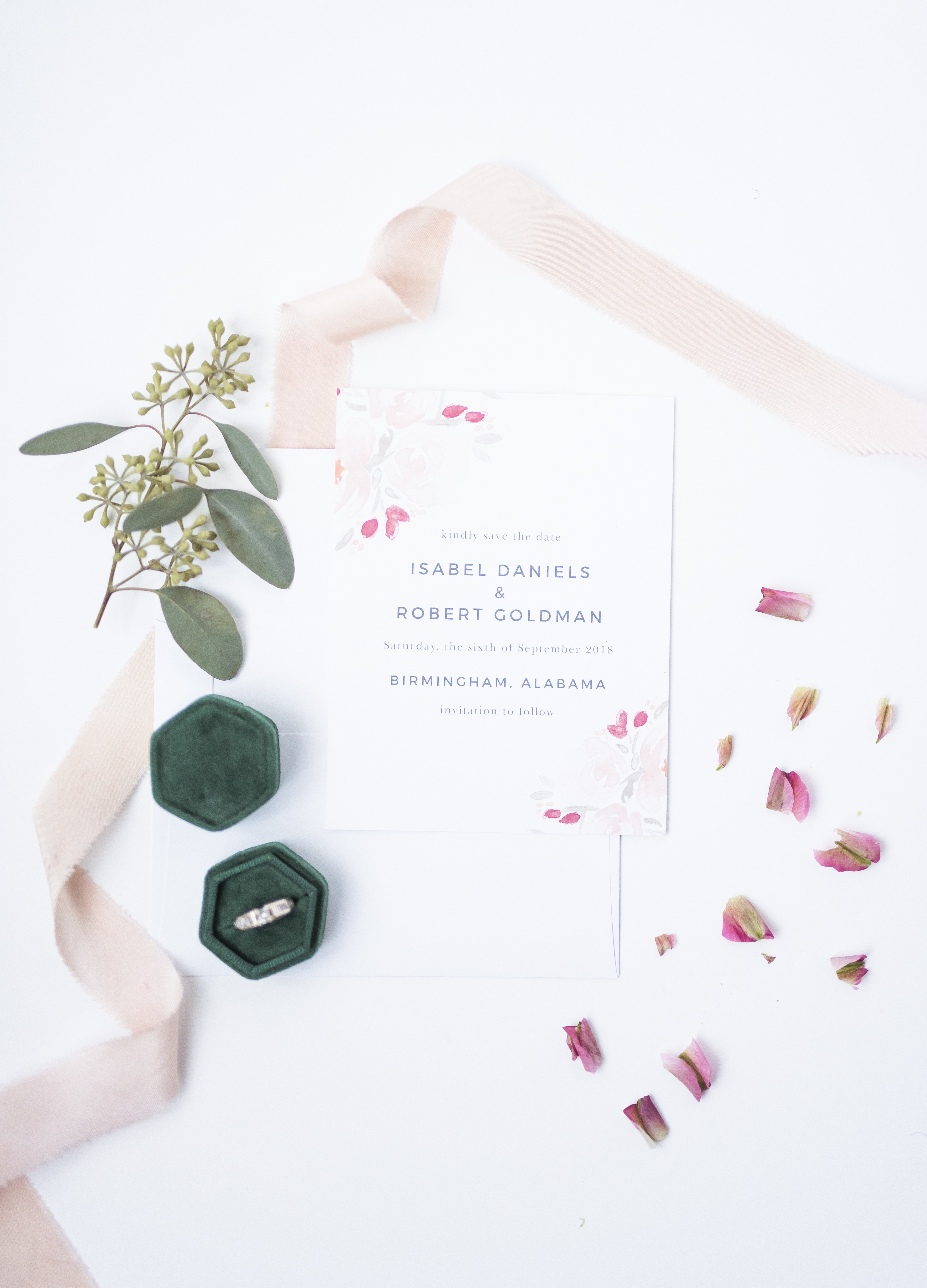 Ordering Save The Dates For Your Wedding With Basic Invite