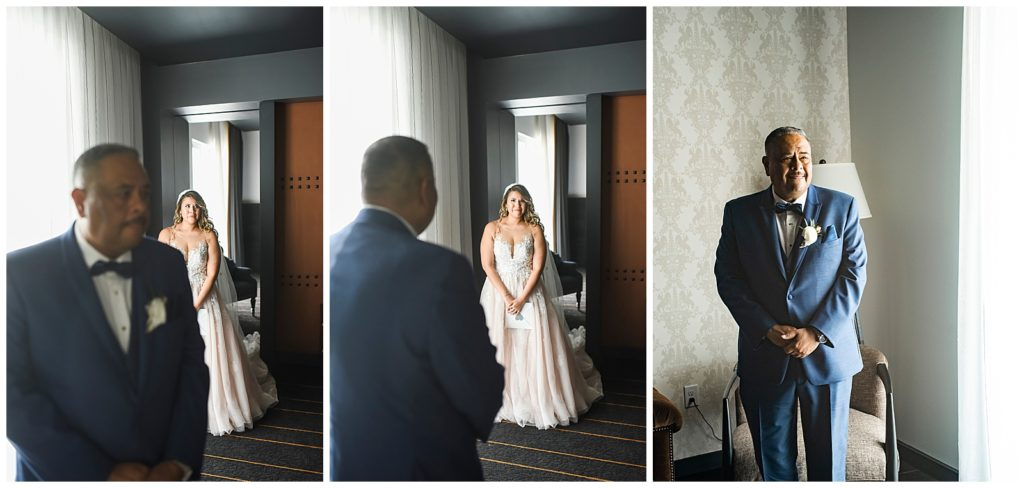 Alyssa & Marcos Wedding at the Brazos Center in Bryan, TX. Rachel Driskell Photography