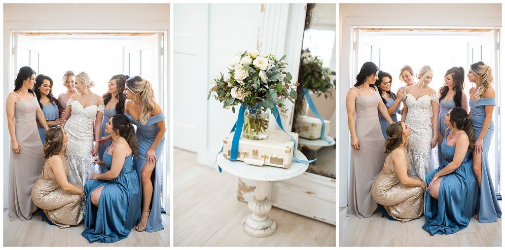Sunnie & AJ's Wedding at The Meekermark in Magnolia, TX, Rachel Driskell Photography