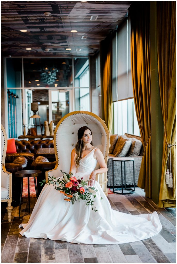 Rylan's Bridal Session at The Stella Hotel and Lake Walk Town Center in College Station, Tx as well as Downtown Bryan, TX with Rachel Driskell Photography