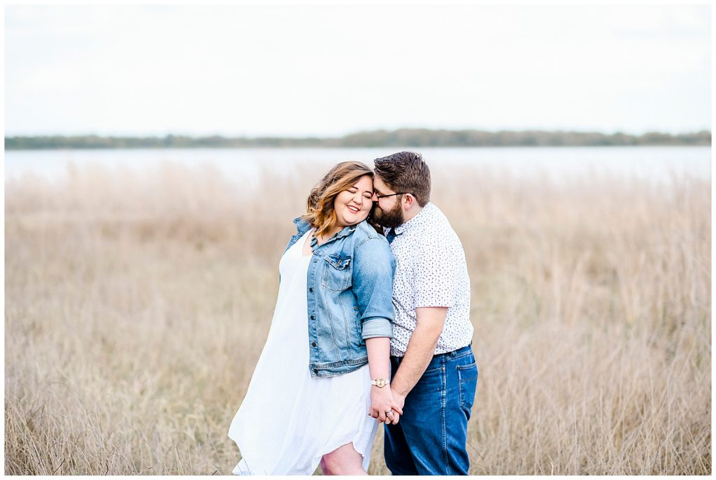 Frankie & Aaron's Anniversary Session at Lake Bryan in Bryan Texas with Rachel Driskell Photography