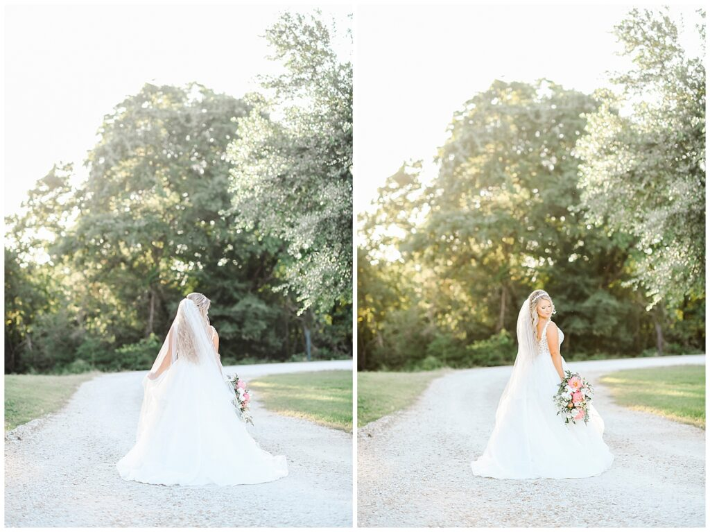 Sierra's Beautiful Bridals at the Inn At Quarry Ridge with Rachel Driskell Photography