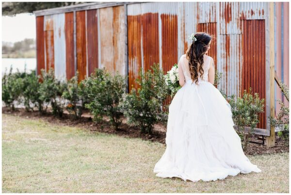 Jaiden's Bridal Session at The Stella Hotel in College Station TX with Rachel Driskell Photography