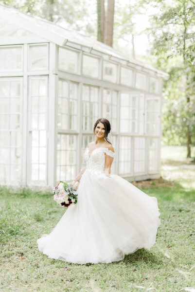 Bridal Session with Rachel Driskell Photography
