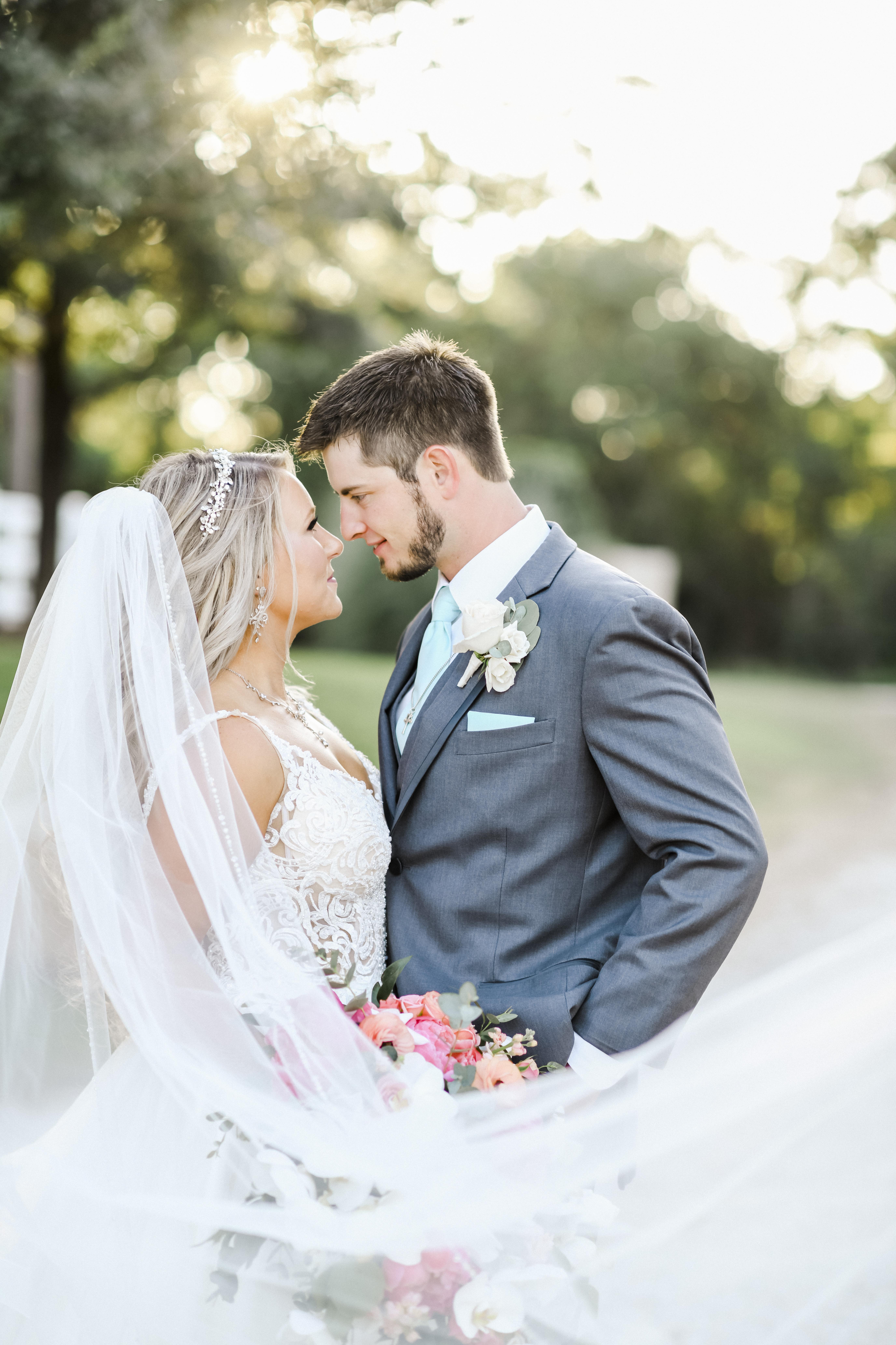 Sierra & Brad's Summer Wedding at The Inn At Quarry Ridge in Bryan TX with Rachel Driskell Photography