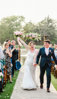 Abbie & Mike's Stunning Peach Creek Ranch Wedding with Rachel Driskell Photography