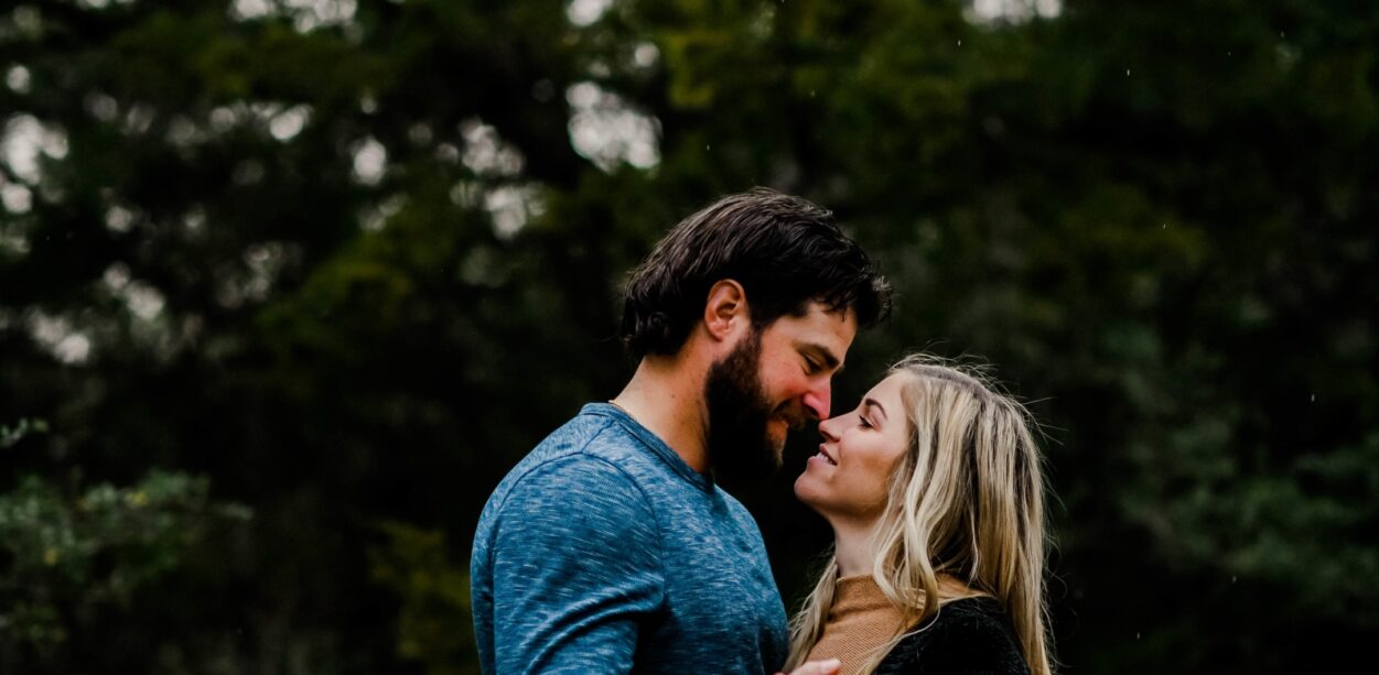 Jess & Taylor's 7F Lodge Engagement Session in College Station, TX with Rachel Driskell Photography